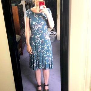 Summery Flower Dress